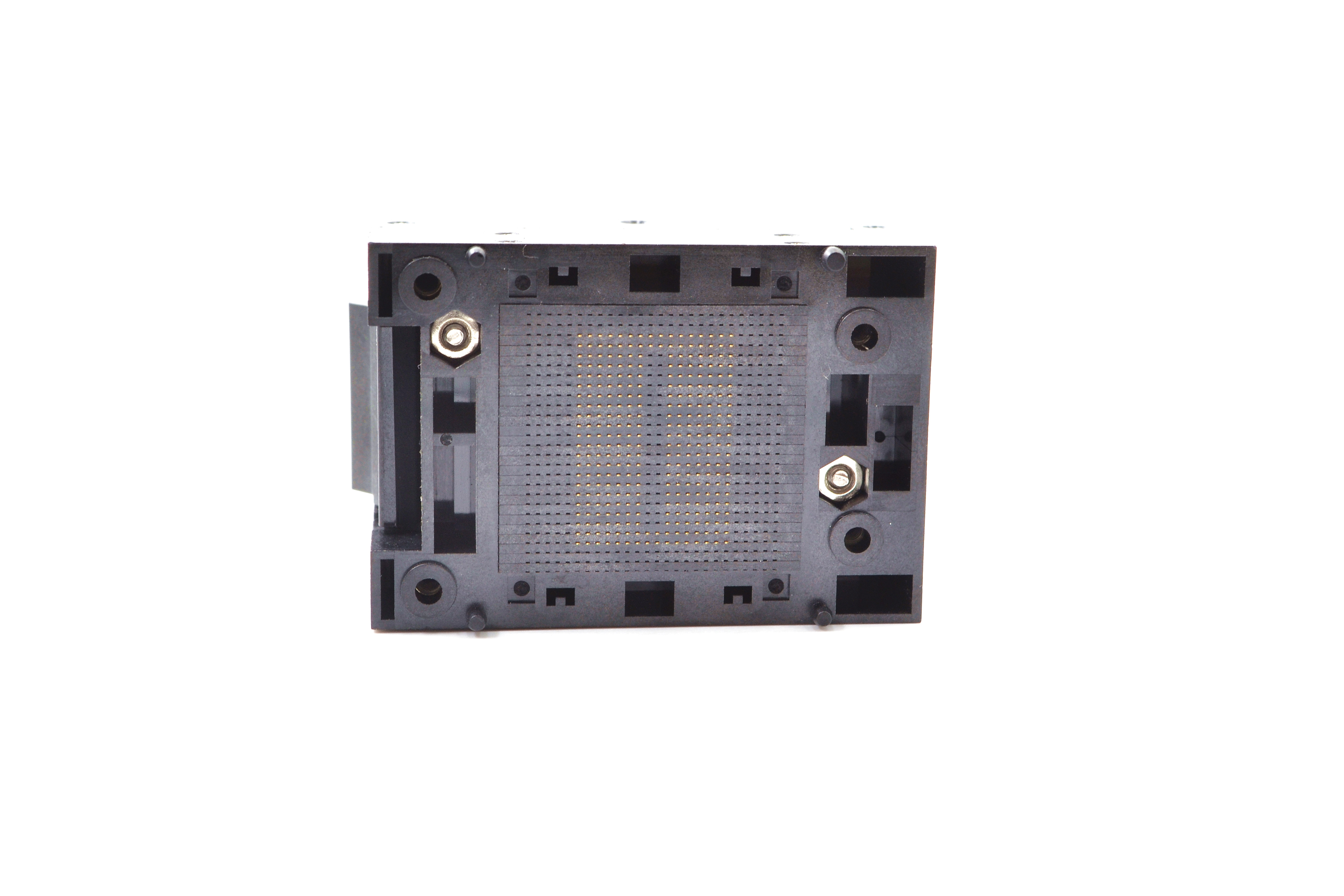 BGA75- Socket SCN-500M-BGA75 0.4 Socket High quality IC Test & burn-in socket for BGA75/ package 760007EL2C221LTDBLECTRO