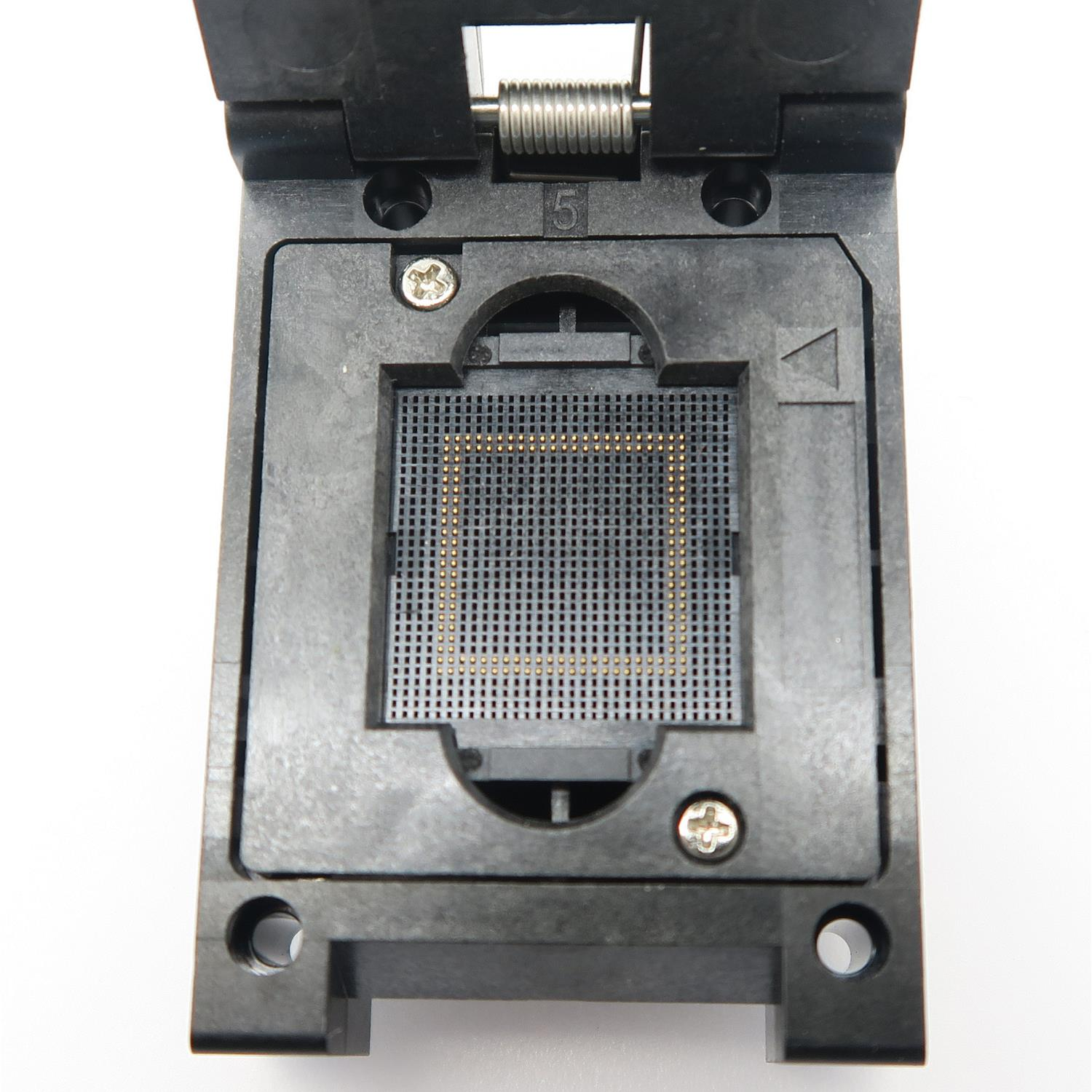 - Socket LPDDR168-0.5-SCL Socket LPDDR168-0.5-SCL Socket High quality IC Test & burn-in socket for / package 3